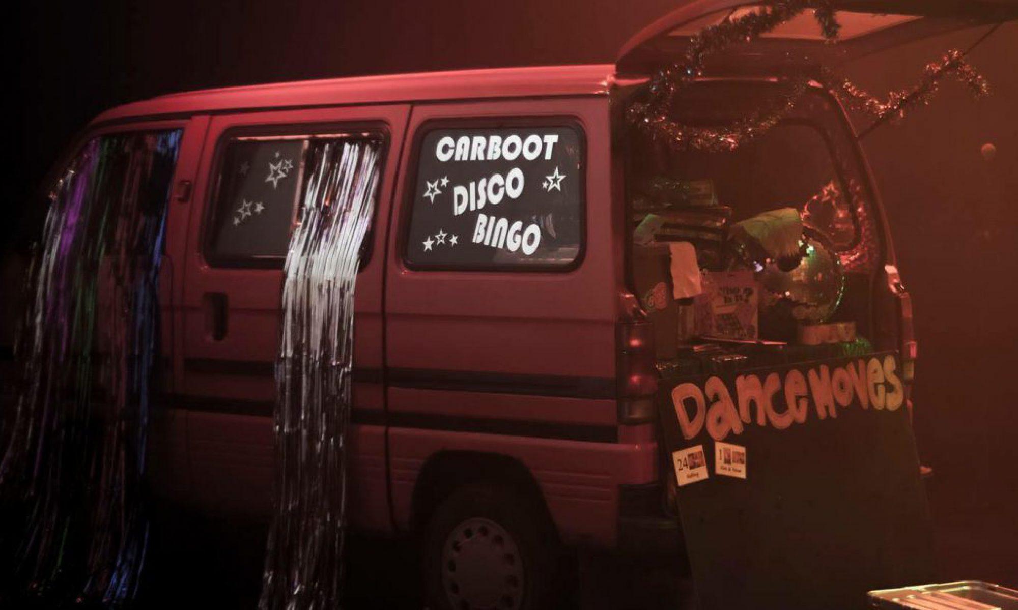 Carboot Disco Bingo